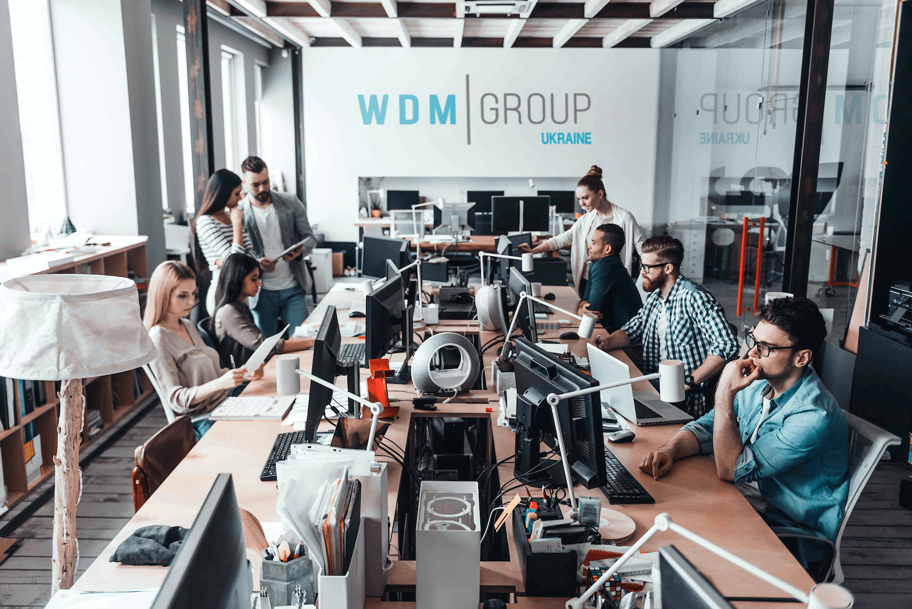 W.D.M.Group, Team